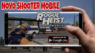 Rogue heist apk download