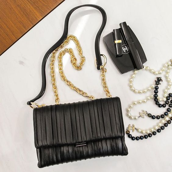 House of Want Pleated Bag