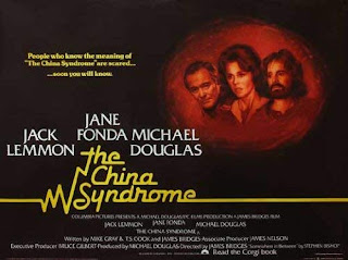 China Syndrome poster