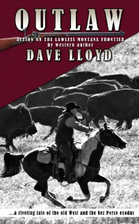 Outlaw - book promotion by Dave Lloyd