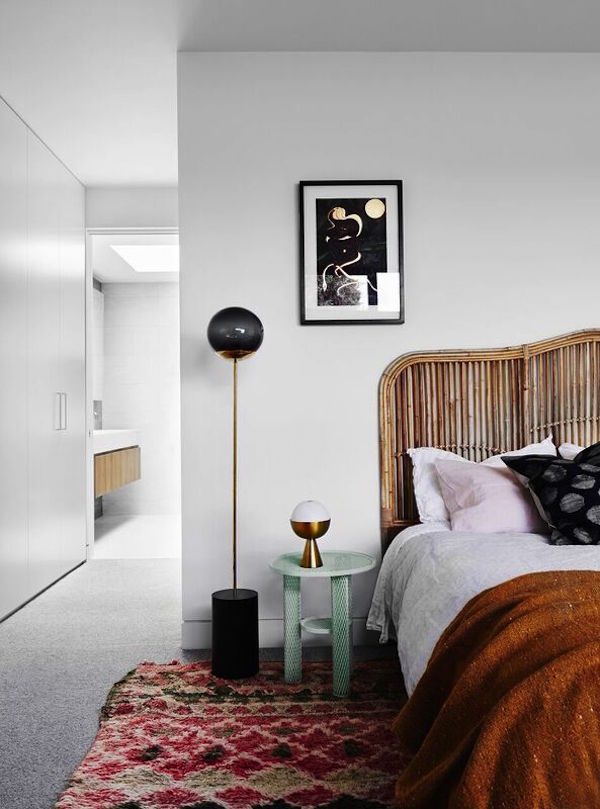 Elegant Yasmine Ghoniem is a Sydney based interior designer and director at Amber Road Design