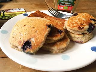 Low FODMAP Vegan, Gluten Free pancakes