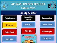 Aplikasi LPJ BOS Reguler SD-SMP-SMA-SMK Versi 2021
