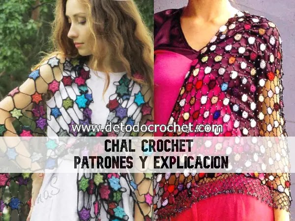 patrones-chal-triangular-crochet