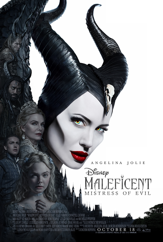 Maleficent Mistress Of Evil 2019 Hindi Dual Audio 720p HDRip x264 Esubs