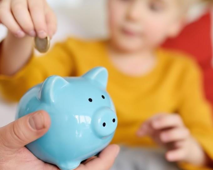 Educação Financeira Infantil. Muito importante!