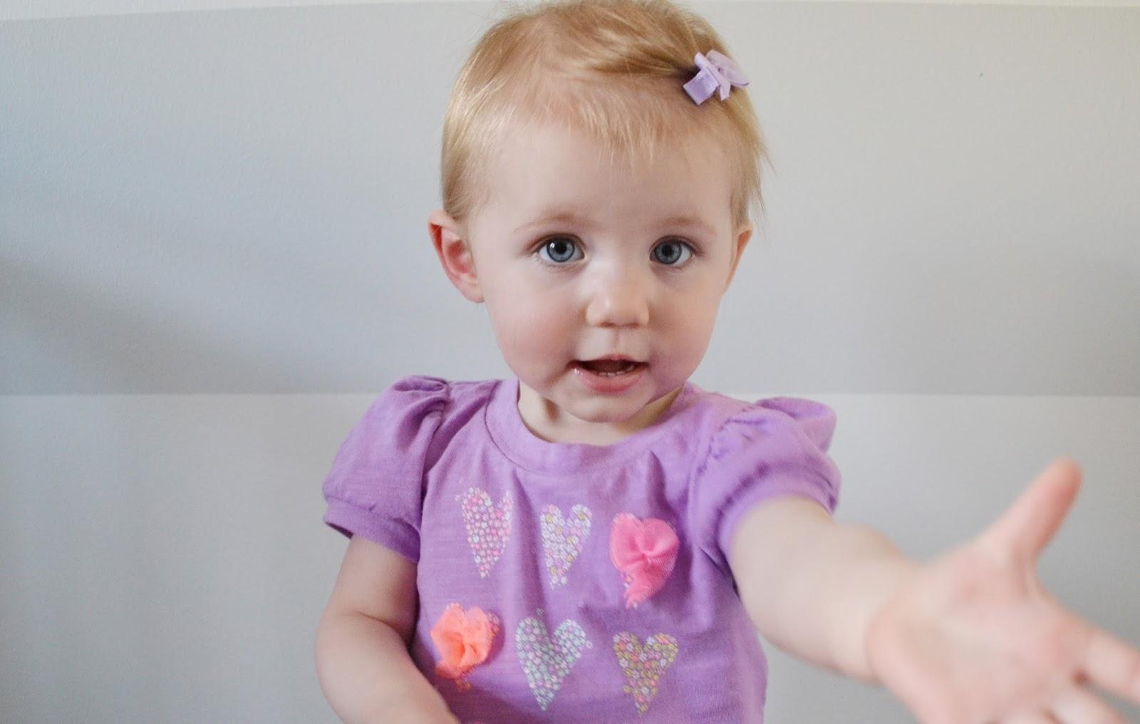 Gracyn :: 15 months - baby by oakley