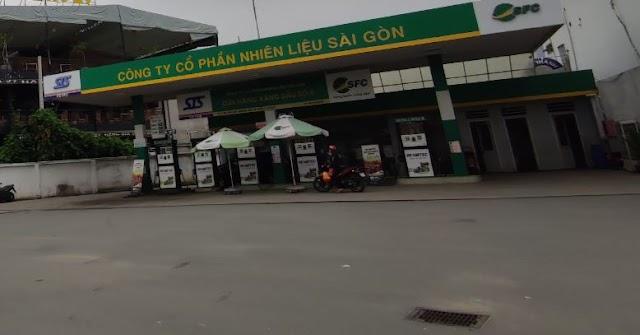 Địa chỉ cây xăng SFC - Công ty CP Nhiên Liệu Sài Gòn: 9Bis Trần Não, Bình An, Quận 2