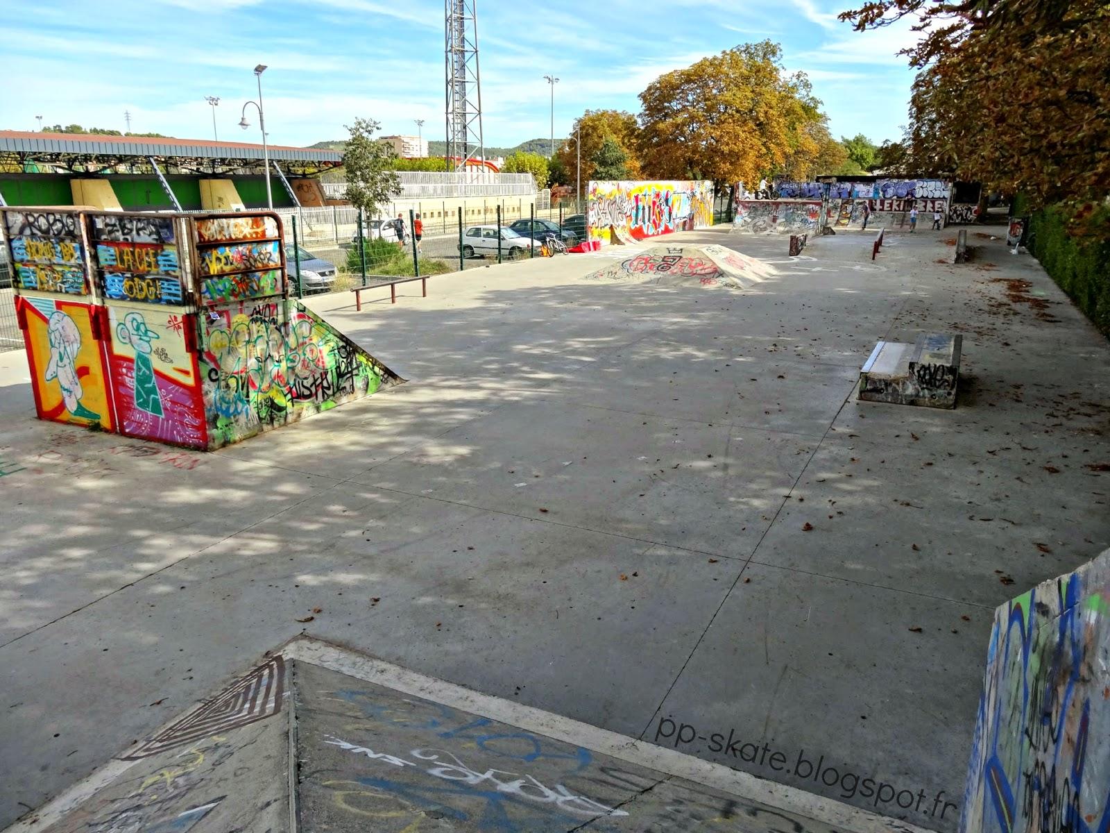 Skatepark Aix en provence