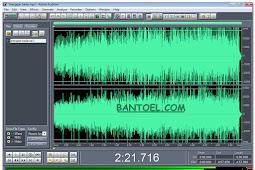 Sofware Untuk merekam audio dari mixer suara jernih