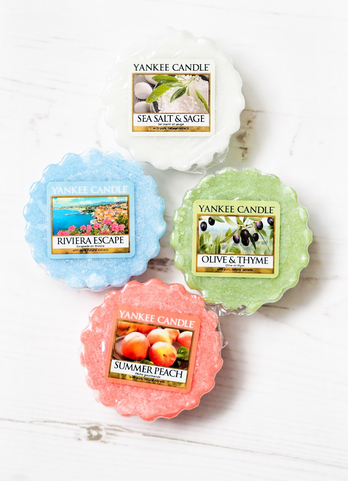 Yankee Candle Riviera Escape Collection Love Aroma