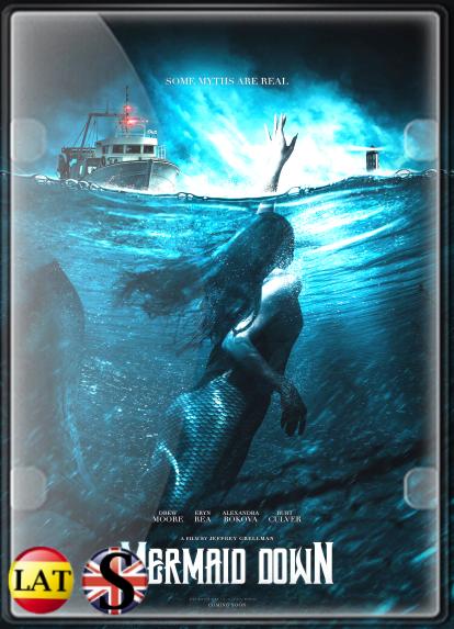 La Maldición de la Sirena (2019) WEB-DL 1080P LATINO/INGLES
