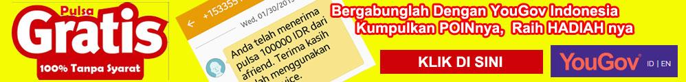 Ayo Gabung di YouGov Indonesia