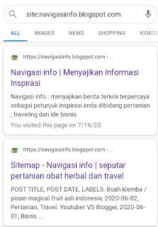 Cara mudah di ditemukan di penelusuran google