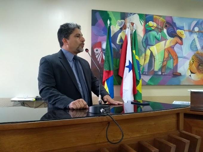 Reitor da UFOPA apresentou na Câmara Municipal de Itaituba, relatório de 1 ano de gestão à frente da Instituição