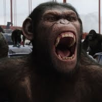Dawn of the Planet of the Apes 映画
