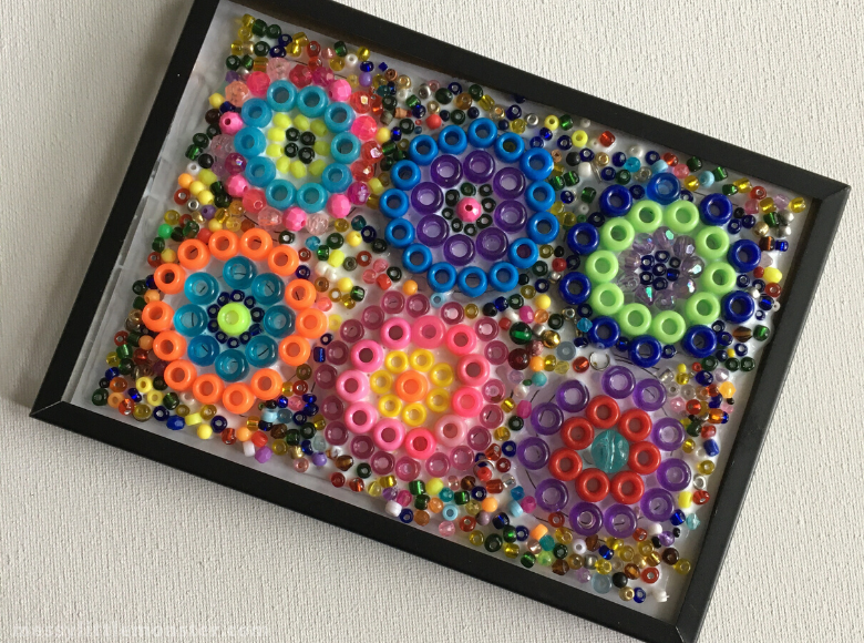Bead craft for kids