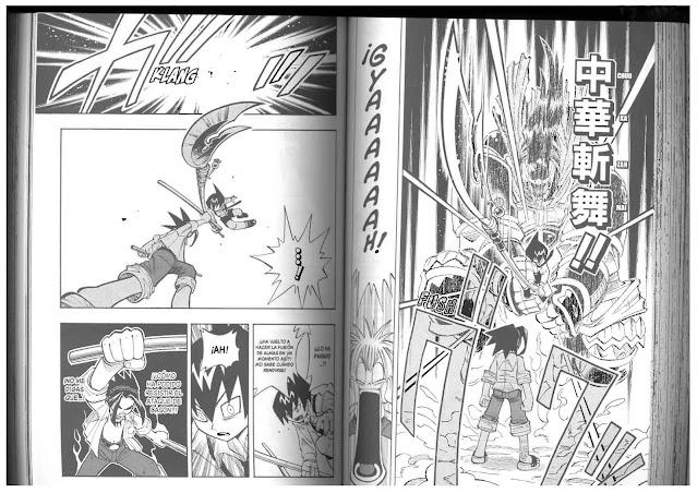 Reseña de Shaman King de Hiroyuki Takei - Ivrea