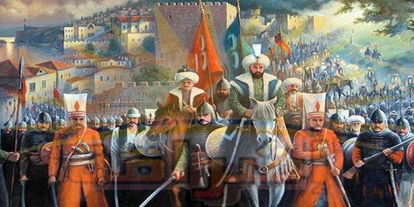 لوحة فتح القسطنطينية