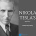 Nikola Tesla's Cosmic Ray Theory