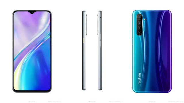 Realme XT full specifications revealed in china Include Snapdragon 712 SoC, Up to 8GB of RAM, 4,000mAh Battery