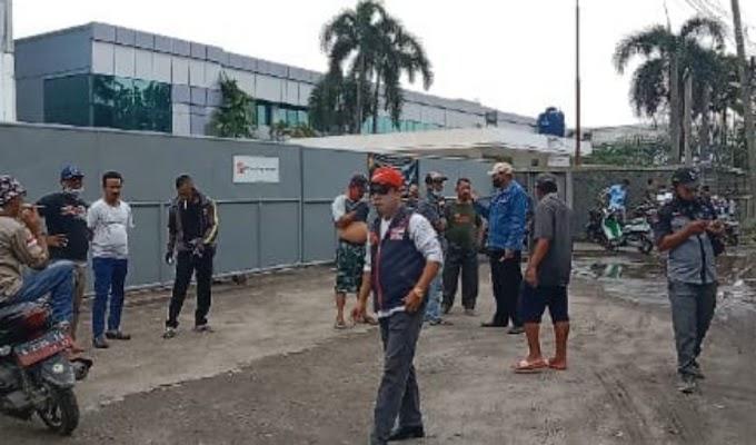 Masyarakat Desa Leuwilimus Keluhkan Pencemaran dari PT Xiang Wang Indonesia Kawasan Pancatama