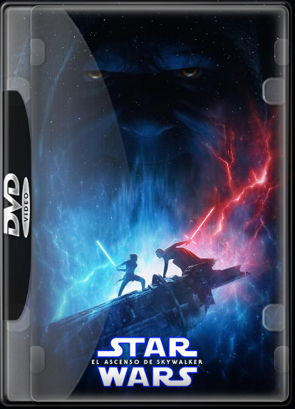 Star Wars: El Ascenso de Skywalker (2019) DVD5 LATINO/INGLES