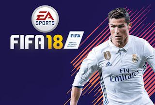 تحميل لعبة فيفا 2018 fifa 18  كاملة مجانا للكمبيوتر والاندرويد والايفون برابط مباشر ميديا فير