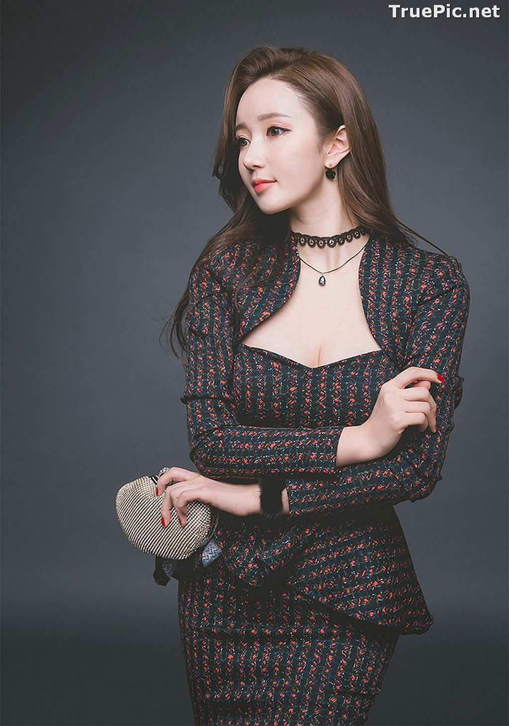 Image Lee Yeon Jeong – Indoor Photoshoot Collection – Korean fashion model – Part 17 - TruePic.net - Picture-4