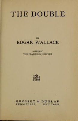 The double Novel by Edgar Wallace