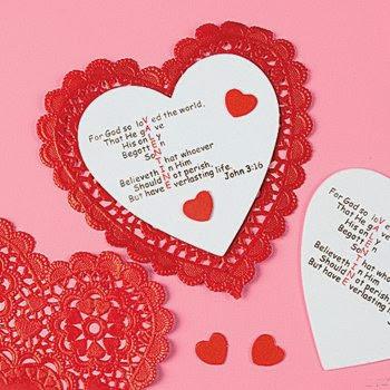 Toll Preschool Valentine Craft 5