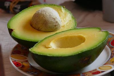Homemade avocado face mask and scrub recipe