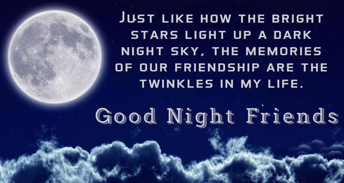 good night boo