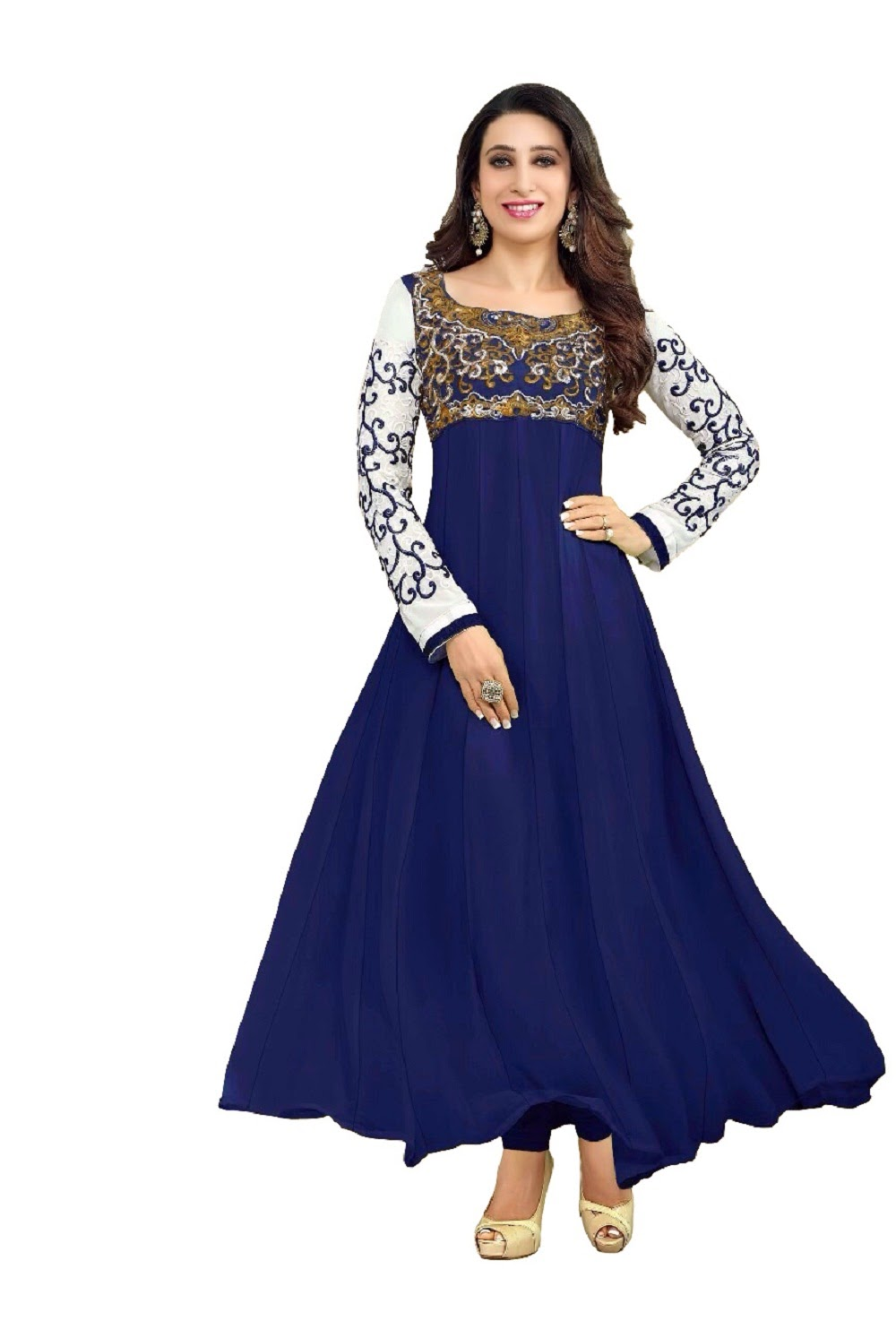 Indian Dresses New Fashion Just At Rs 1599 Contect 8758772122 Free Shiping Any Where In India