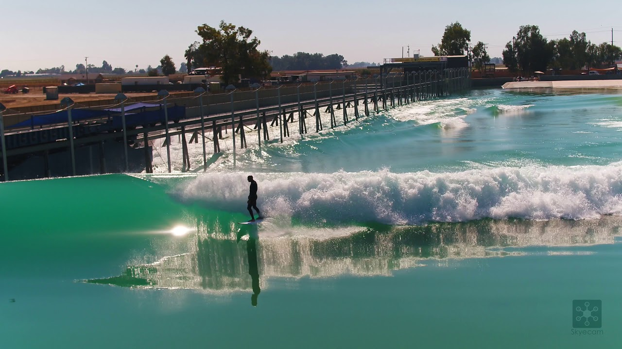 Kelly Slater s Surf Ranch Test Event - Magical Day Highlights