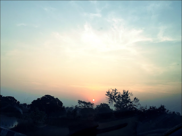 Long drive to kolkata Via Road