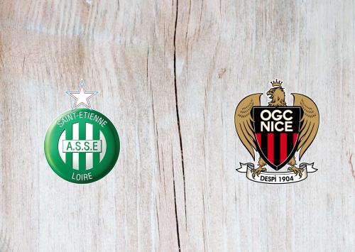 Saint-Etienne vs Nice -Highlights 18 October 2020
