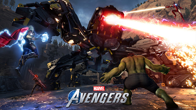 The Avengers Video Game Review