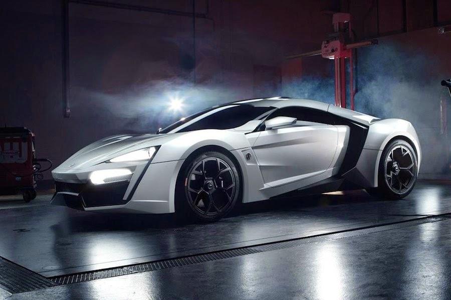 世界一高い価格の高級車 ライカン・ハイパースポーツ
