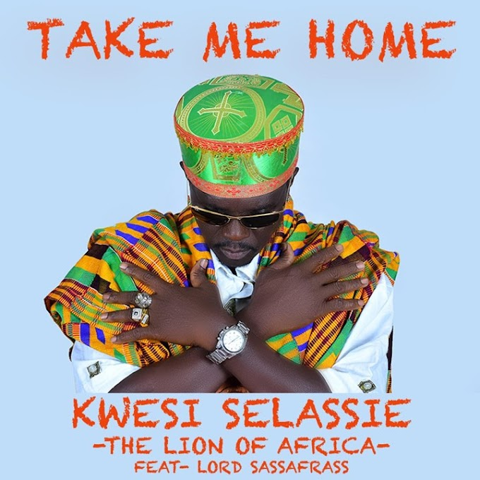 Ent Gist: Kwesi Selassie Premiere Four Singles On His EP (Take Me Home)