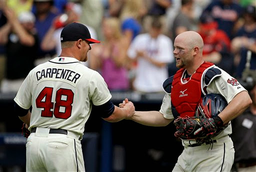 Bleeding Yankee Blue: McCANN HAS ENDORSED DAVID CARPENTER