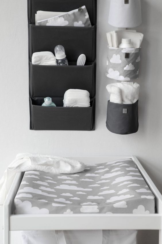Newborn Room Accessories