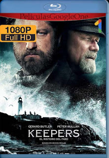 Keepers, El Misterio del Faro (2018) [1080p BRrip] [Latino-Inglés] [GoogleDrive]