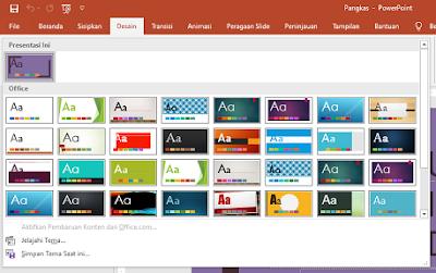 10 Tips untuk Membuat Desain Slide Presentasi PowerPoint Lebih Menarik