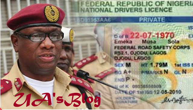 Renewal: No need to visit drivers licence centre, use Bypass Capture – FRSC