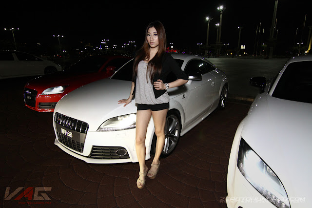 Volkswagen Group Latest Models >> Licence to Speed - For Malaysian Automotive: Hot Girls ...