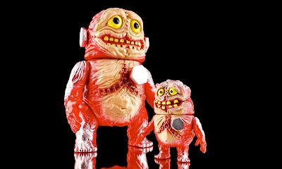 Cadaver Kid Garakid Edition Vinyl Figures by Splurrt x Lulubell Toy Bodgea