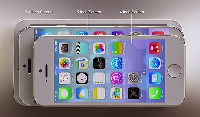 how many inches is the iphone 6 apple ready press new iphone 6 concept ios 8 comparison 19762
