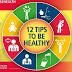 12 Tips Sehat dari WHO