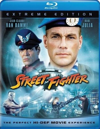 Street Fighter (1994) Dual Audio Hindi 480p BluRay x264 300MB ESubs Movie Download